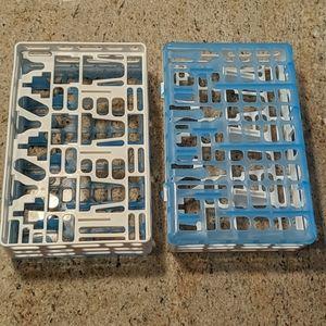 FREE w $25 Purchase 2 Dr. Brown Dishwasher Baskets